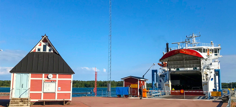 Aland Hafen