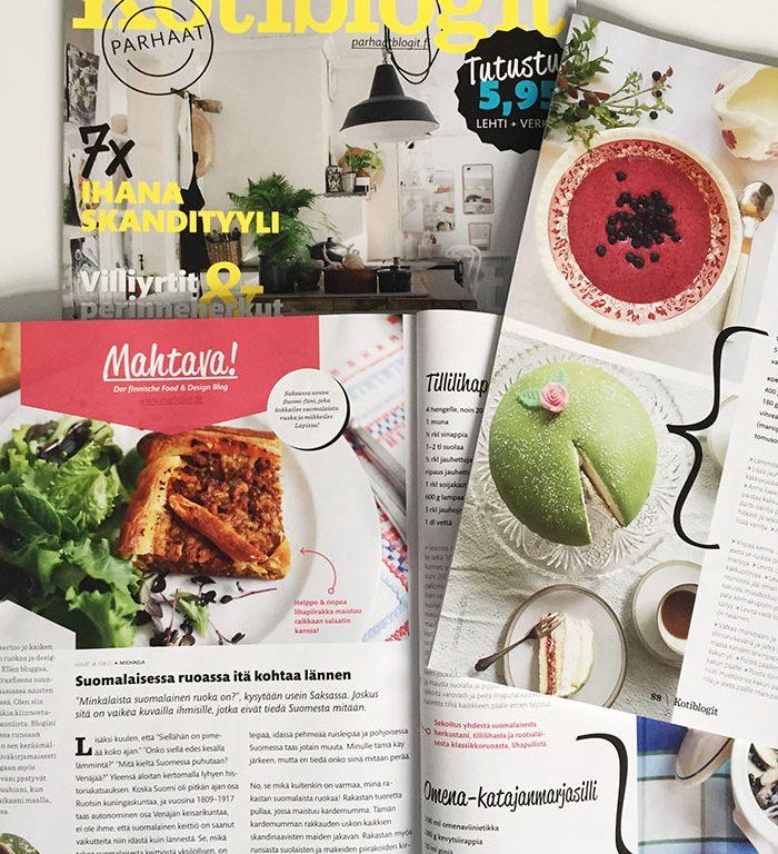 Foodzeitschrift