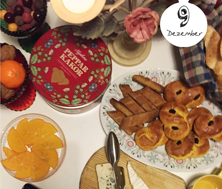 finnische Weihnachtsfeier