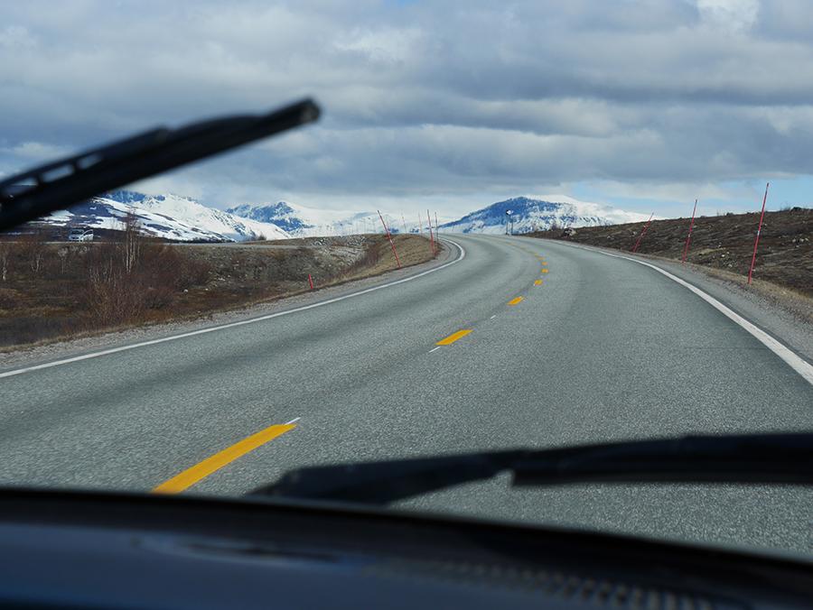 Hochplateau Saltfjellet