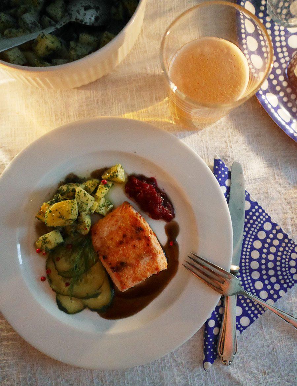 Finnische Küche