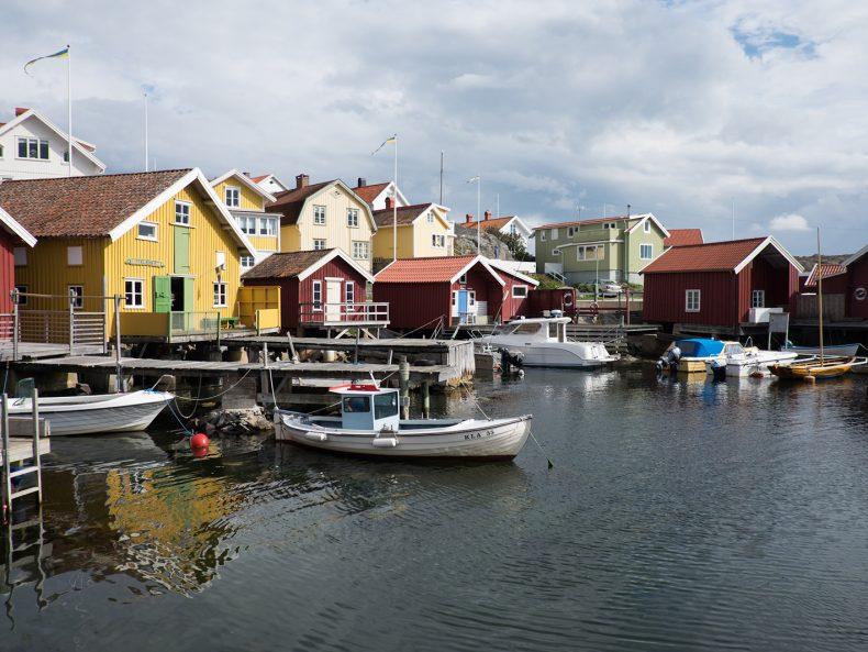 Orust Hafen