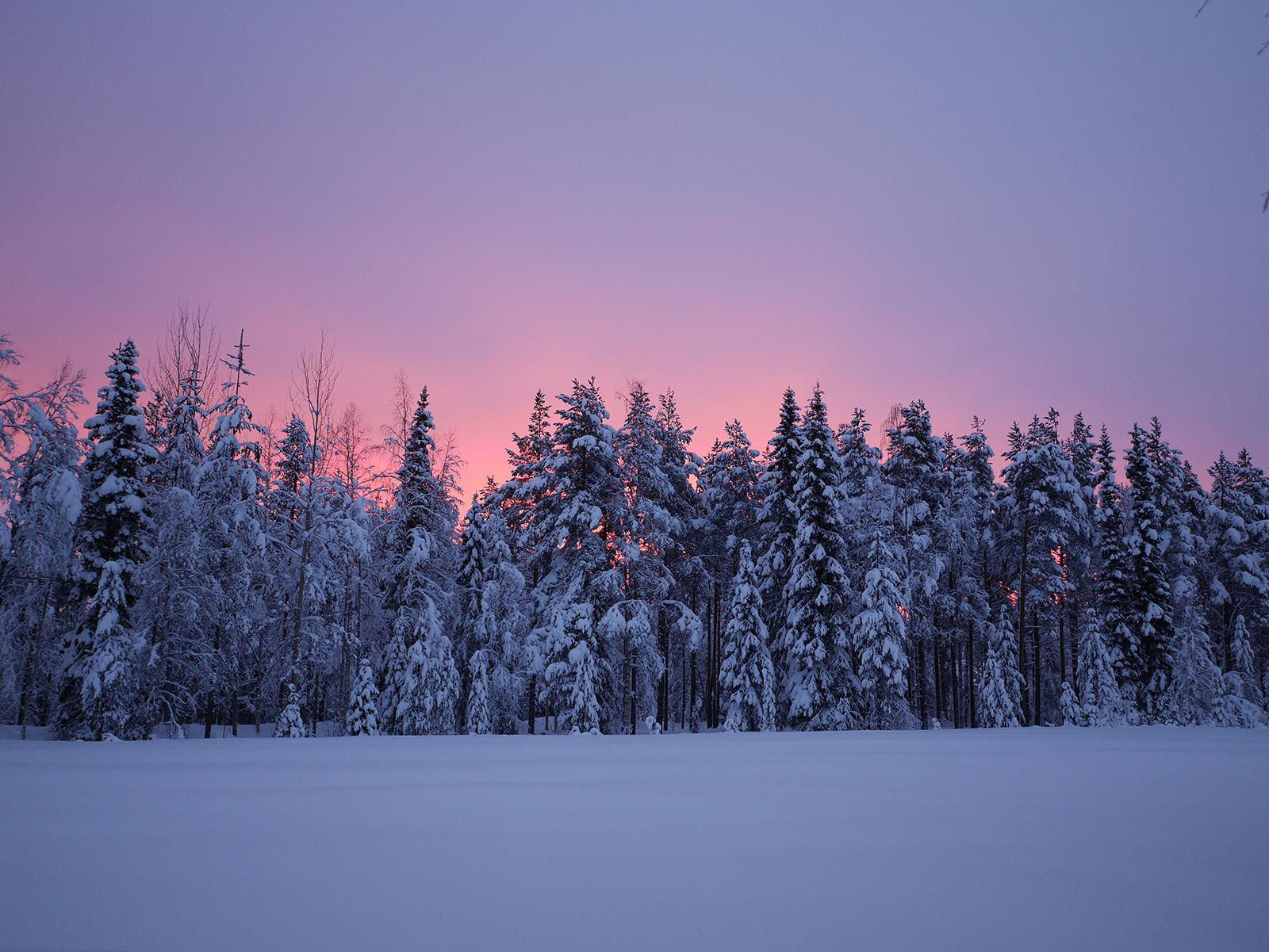 Kaamos alkoi pohjoisimmassa Suomessa - aurinko nähdään seuraavan kerran 8 viikon päästä