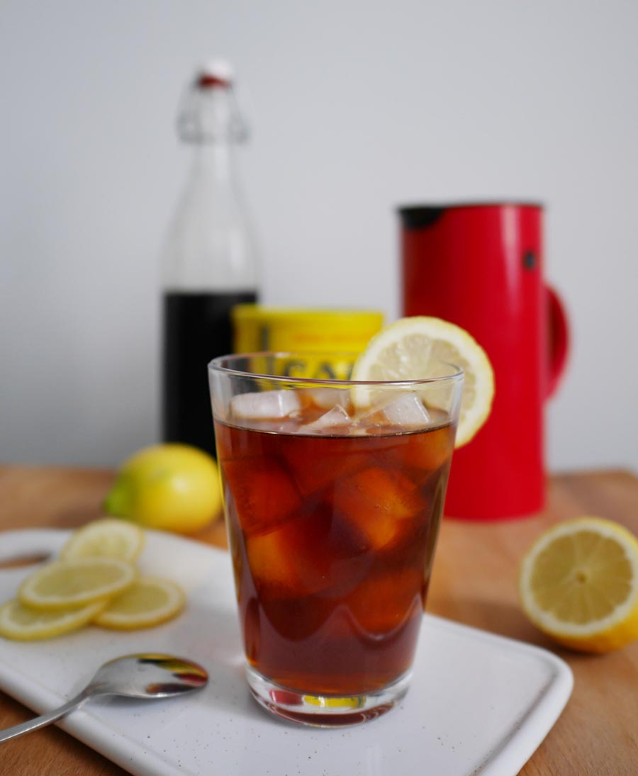 Cold Brew Kaffeezubereitung