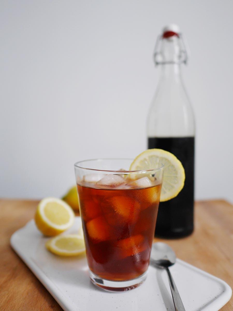 Cold Brew Kaffee mit Zirone