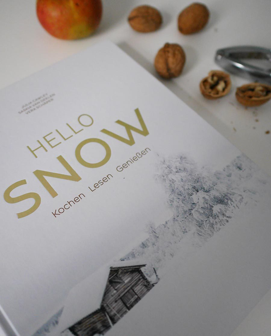 Cover Hello Snow