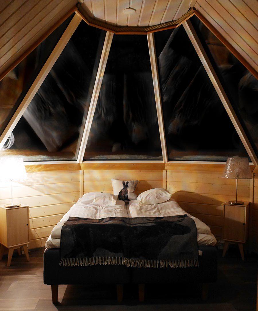 Aurora Hütte Lappland
