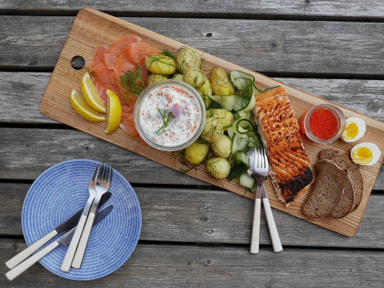 finnische Fischspezialitäten