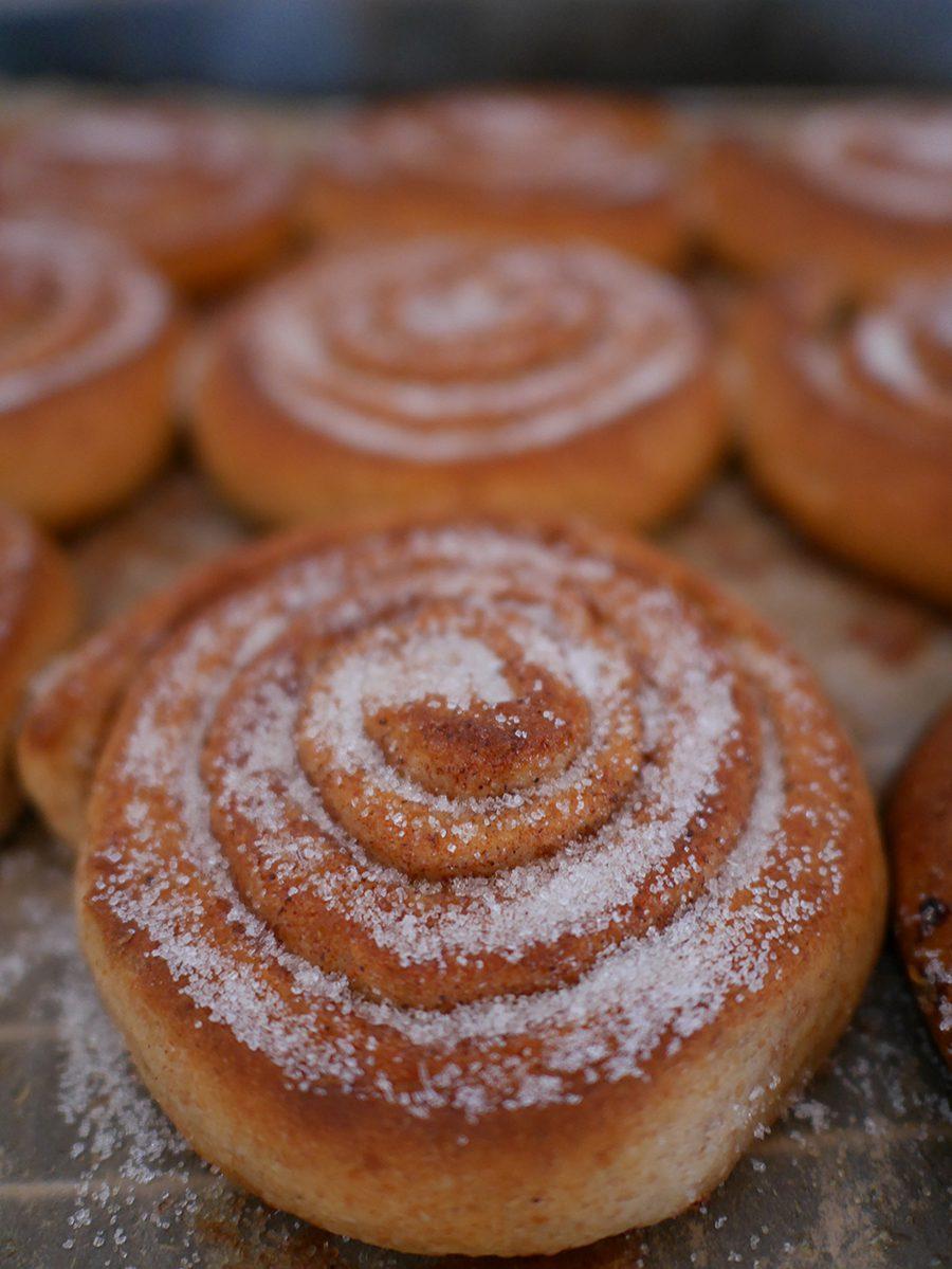 norwegisches Rezept: Zimtschnecke