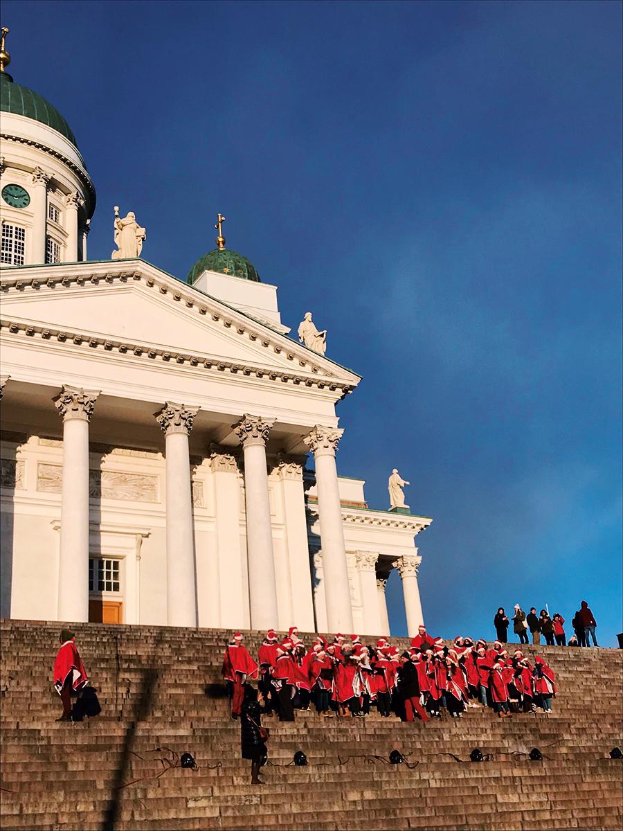 Helsinki Weihnachten
