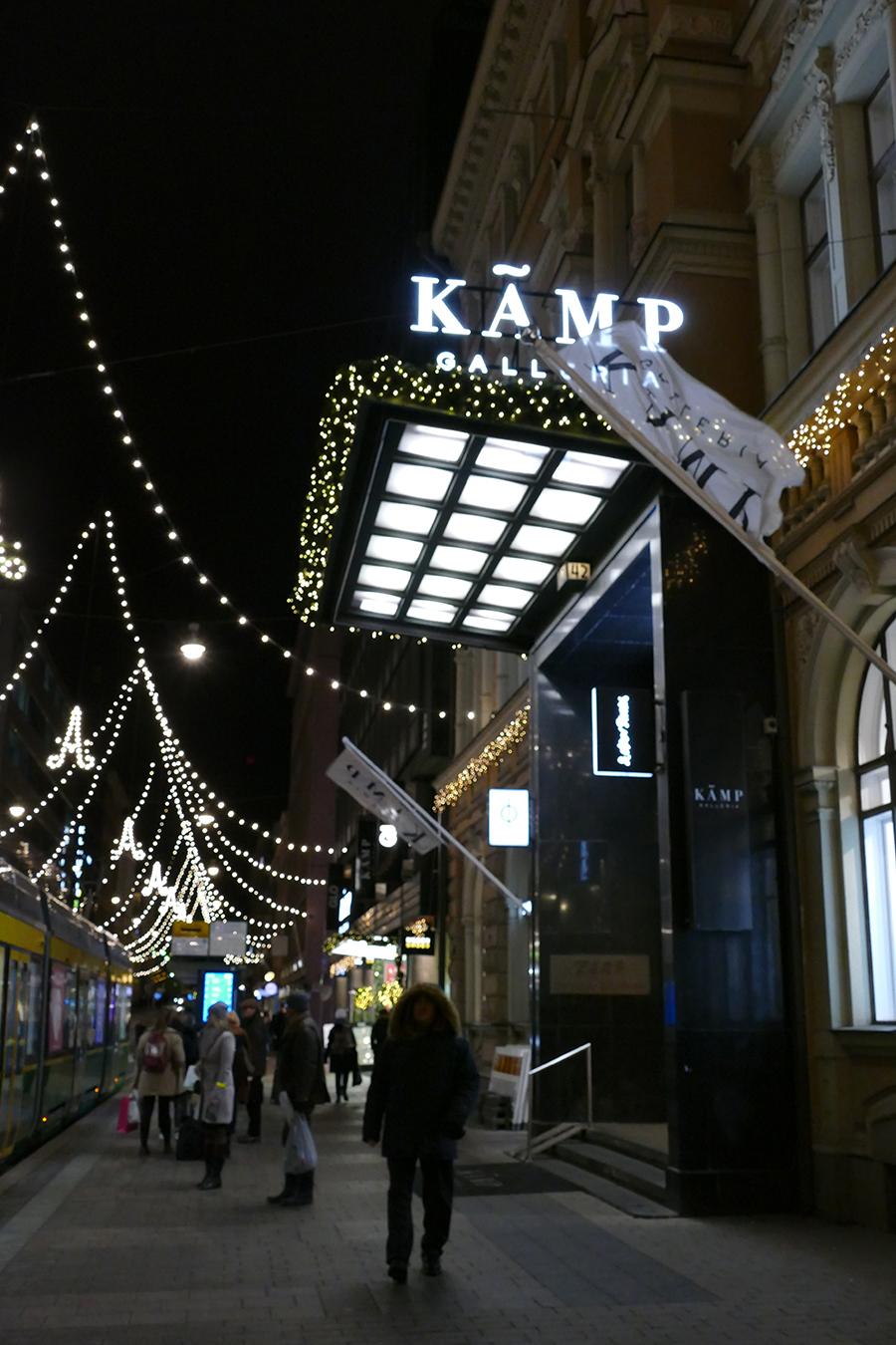 Adventszeit in Helsinki
