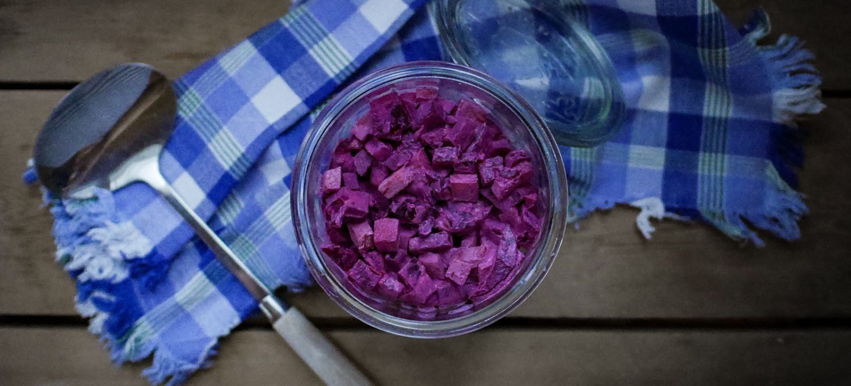 Rote Bete Salat – Rödbetssallad