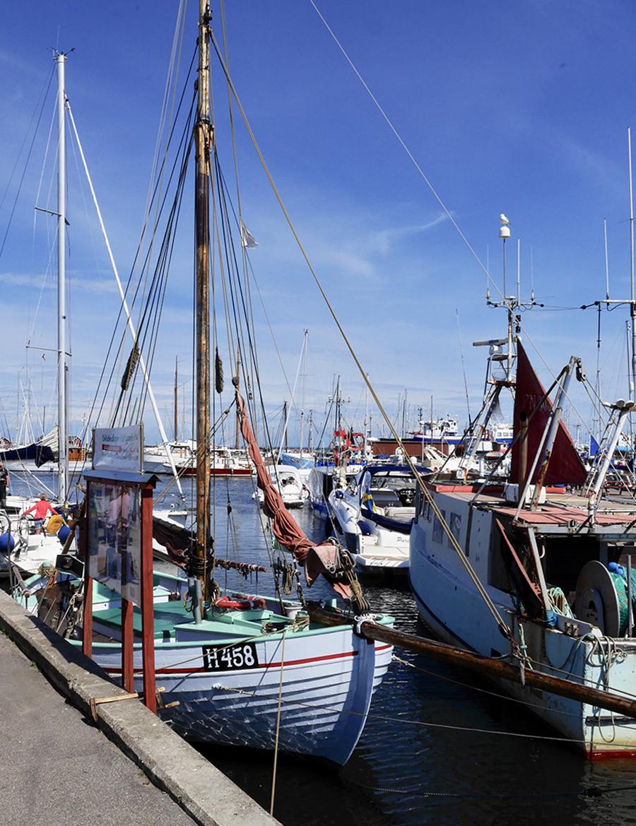 Dänemark Hafen