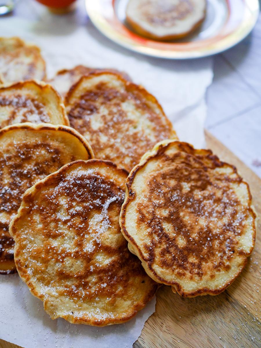 Lummur Pfannkuchen