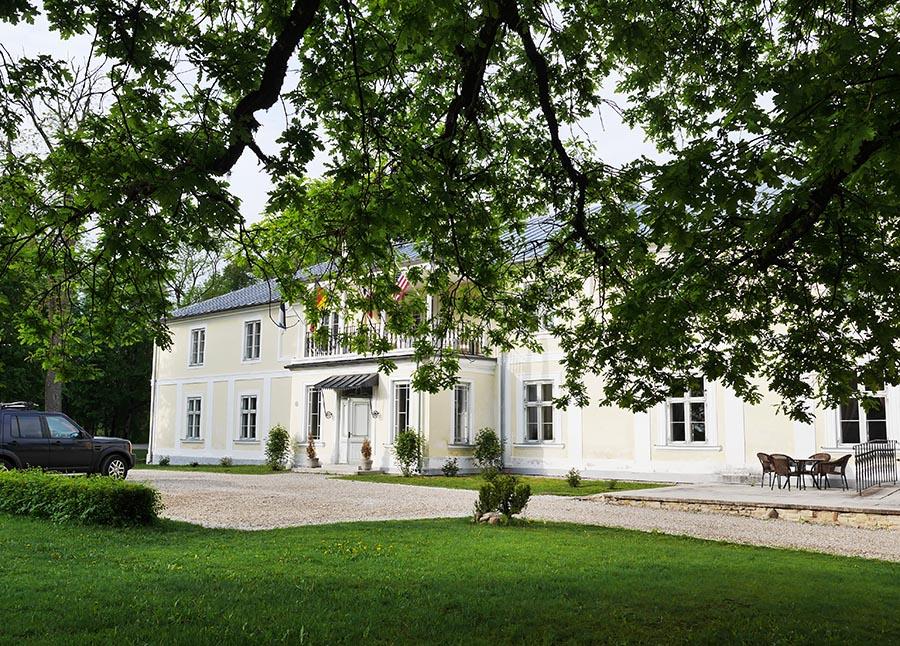 Padise Herrenhaus Baltikum