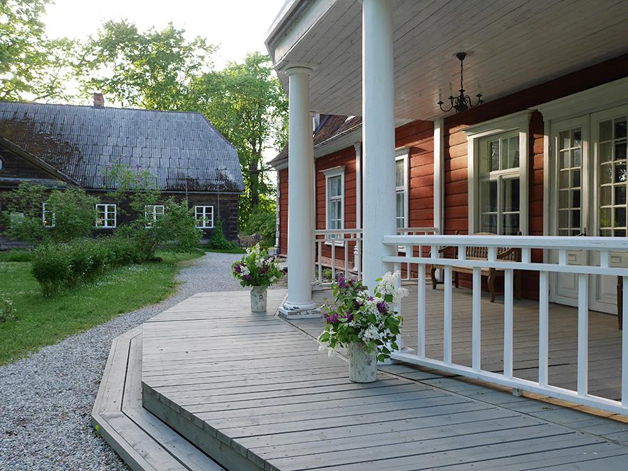 Herrenhaus Lettland