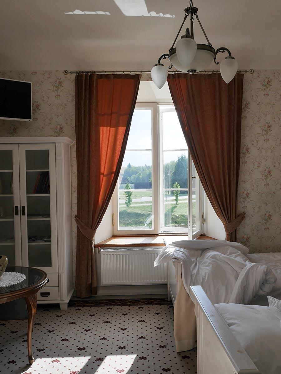 Herrenhaus im Baltikum Padise
