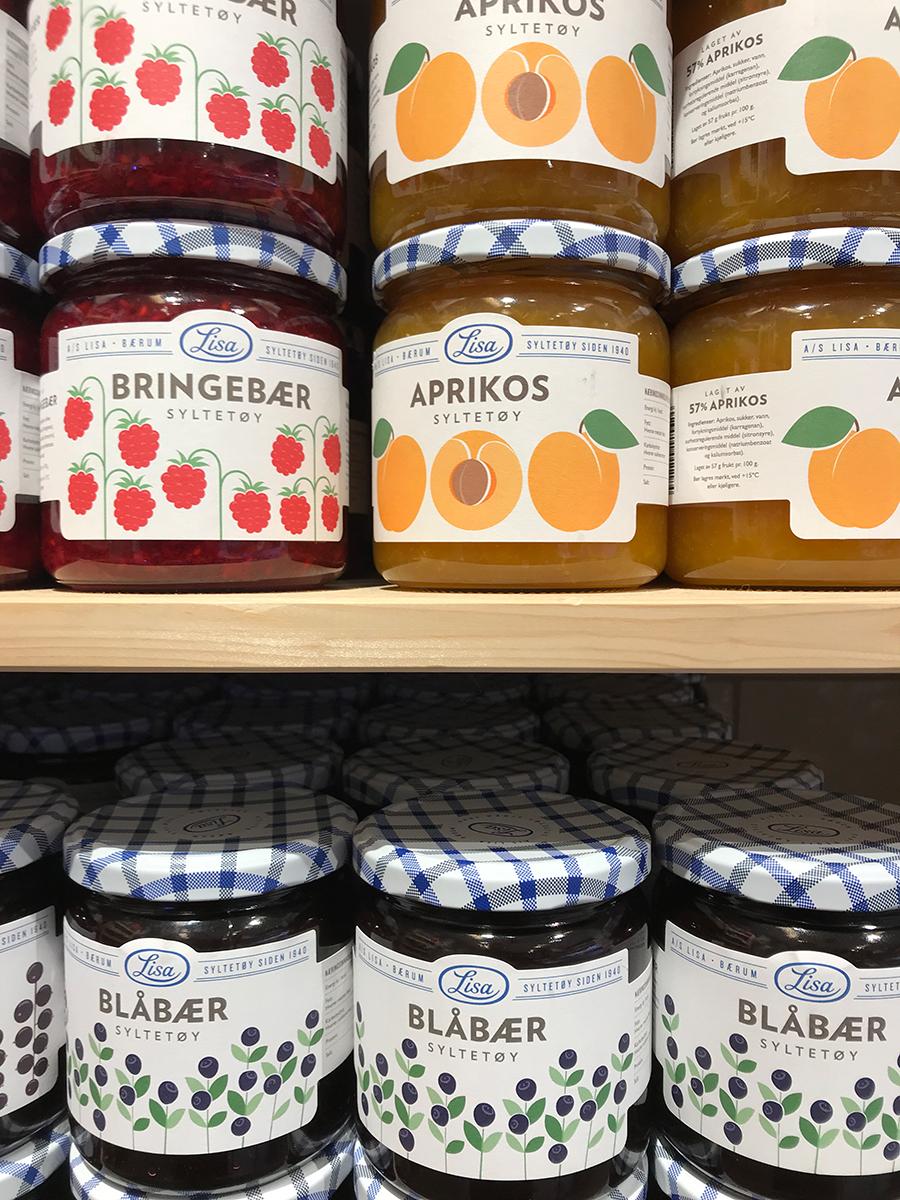 Norwegische Marmelade