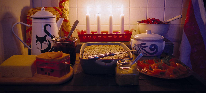 finnisches Weihnachtsessen