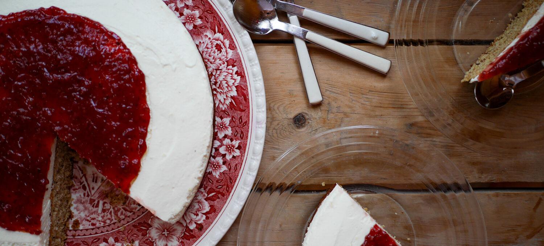Runeberg Cheesecake
