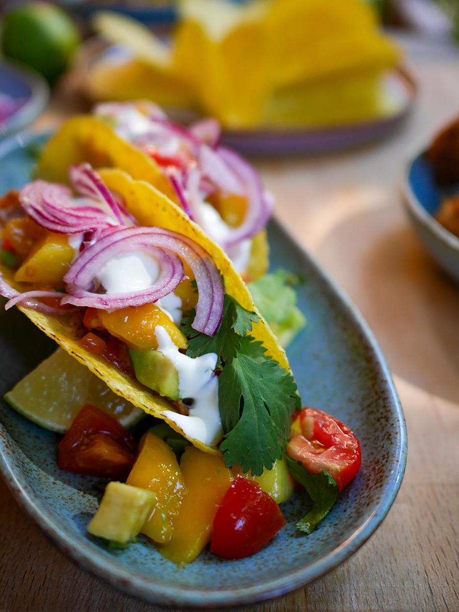 Fisch taco