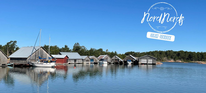 Bootshäuser Skandinavien